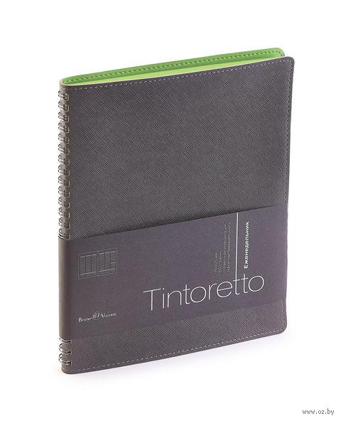 """Ежедневник недатированный """"Tintoretto"""" (B5; серый)"""