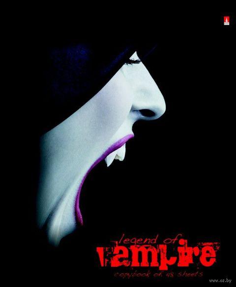 """Тетрадь общая в клетку """"Вампиры"""" (96 листов; в ассортименте) — фото, картинка"""