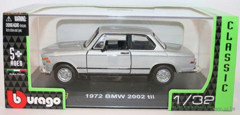 """Модель машины """"Bburago. BMW 2002tii"""" (масштаб: 1/32) — фото, картинка"""