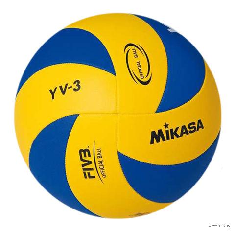 """Мяч волейбольный Mikasa """"YV-3 Youth"""" №5 — фото, картинка"""