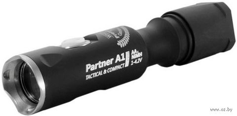 Фонарь Armytek Partner A1 Pro v3 XP-L (белый свет) — фото, картинка