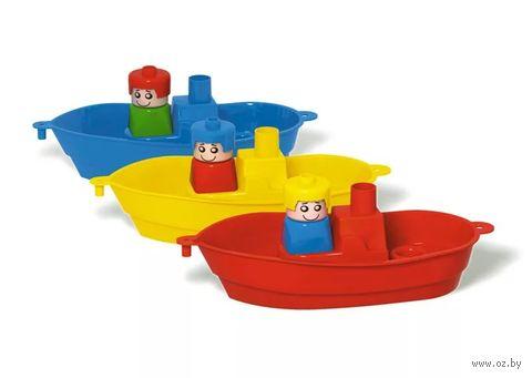 """Набор игрушек для купания """"Кораблики"""" (3 шт.; арт. 01239) — фото, картинка"""