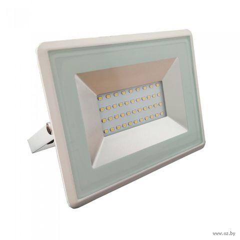 Прожектор светодиодный V-TAC VT-4031 30 W, 2550 LM, 4000 K (белый) — фото, картинка