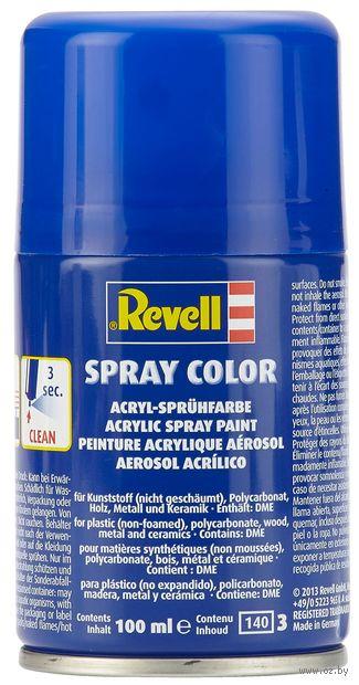 """Эмаль аэрозольная для моделей """"Spray Color"""" (серая; 100 мл) — фото, картинка"""