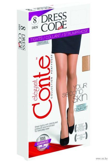 "Колготки женские ""Conte elegant. Dress code 8"" — фото, картинка"