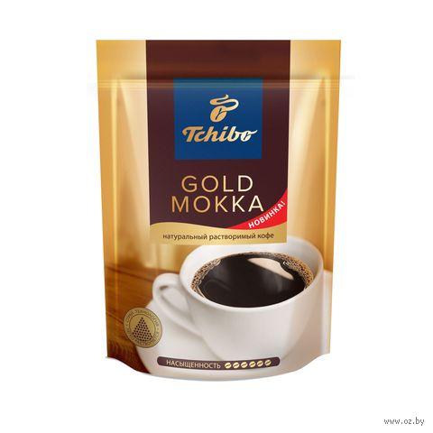 """Кофе растворимый """"Tchibo Gold Mokka"""" (140 г) — фото, картинка"""