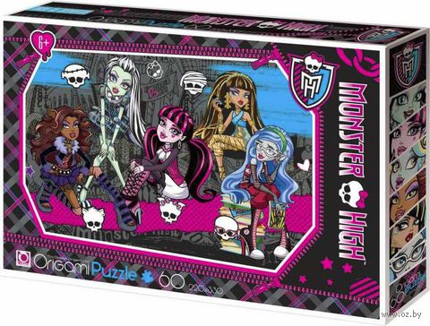 "Пазл ""Monster High 1"" (60 элементов)"