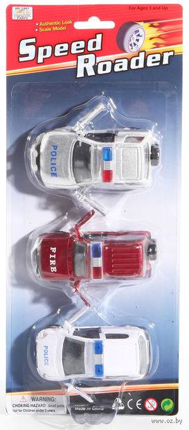 "Игровой набор ""Speed Roader - Police"""