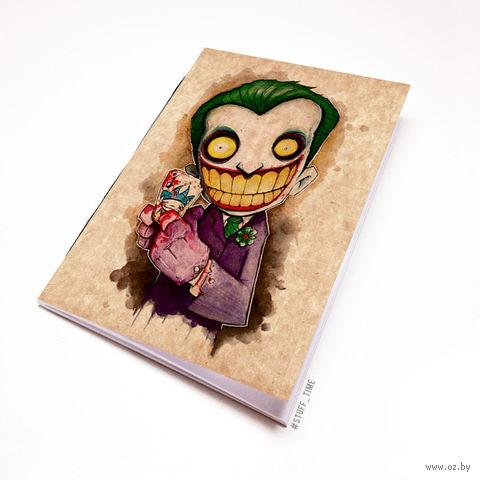 """Блокнот крафт """"Джокер"""" (А5; арт. 045)"""
