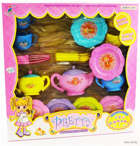 Набор детской посуды (арт. 558135-0619/0620) — фото, картинка