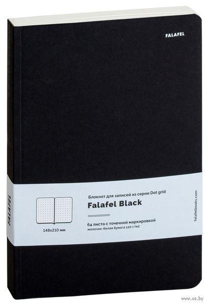 """Блокнот в точку """"Black"""" (А5) — фото, картинка"""