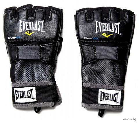 """Перчатки снарядные """"Evergel Weight Lifting"""" (M; чёрные; арт. 4356BM) — фото, картинка"""