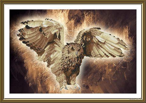 """Вышивка крестом """"Угуша"""" (400x270 мм) — фото, картинка"""
