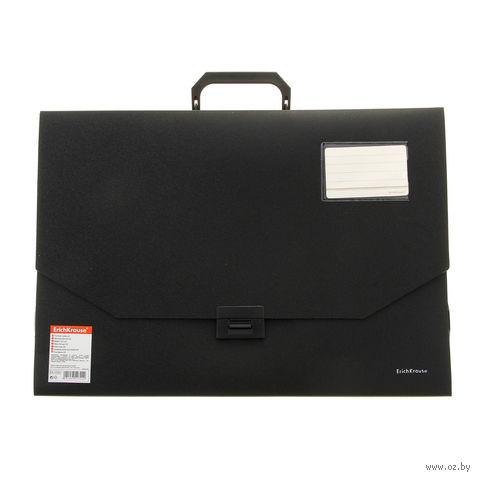 Папка-портфолио А3 (черная)
