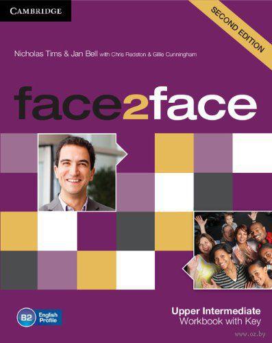 Face2Face. Upper Intermediate. Workbook with Key