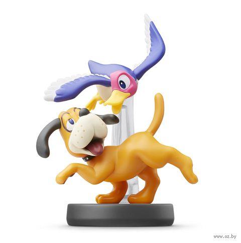 Фигурка amiibo - Дуэт Duck Hunt (Smash)