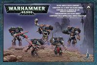 "Набор миниатюр ""Warhammer 40.000. Blood Angels Death Company"" (41-07) — фото, картинка"