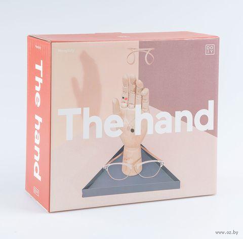 """Подставка для украшений """"The Hand"""" (серая) — фото, картинка"""