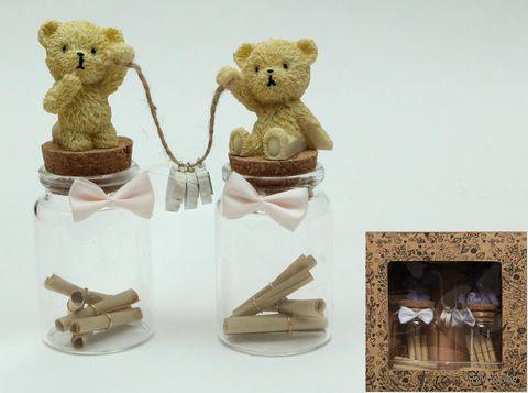 """Набор для хранения записок """"Медвежата"""" — фото, картинка"""