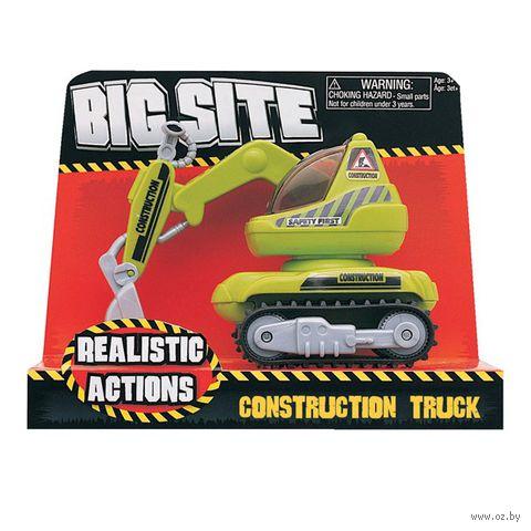 """Экскаватор """"Construction"""""""