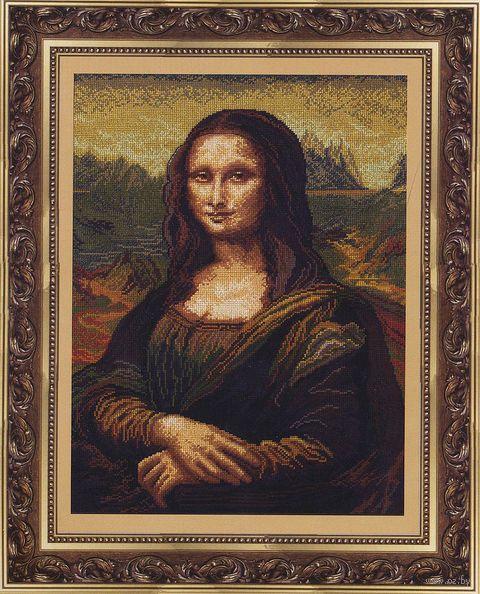"Вышивка крестом ""Мона Лиза"""