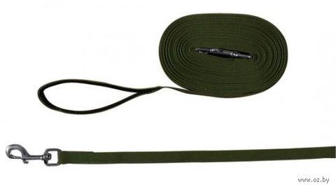 """Поводок для собак """"Tracking Leads"""" (500 см; зеленый; арт. 19904)"""