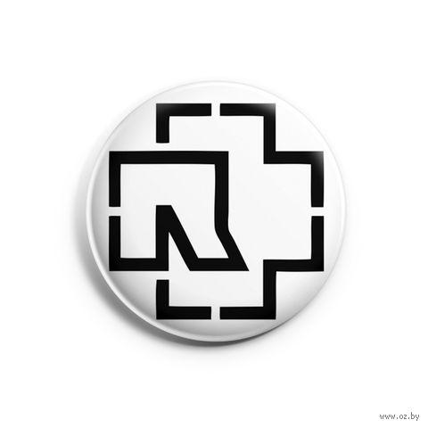 "Значок маленький ""Rammstein"" (арт. 438) — фото, картинка"