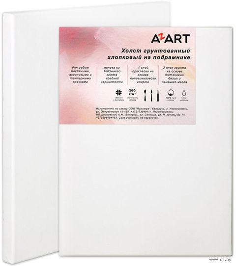 "Холст на подрамнике ""AZART"" (1000х1200 мм; арт. AZ02100120) — фото, картинка"