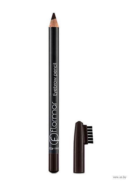 """Карандаш для бровей """"Eyebrow Pencil"""" (тон: 402, brown-pearly) — фото, картинка"""