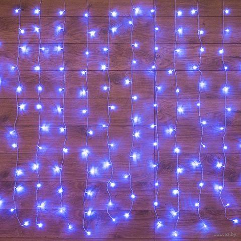 """Гирлянда """"Светодиодный дождь"""" (144 лампочки; арт. 235-033) — фото, картинка"""