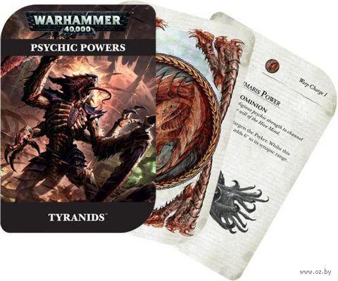 """Набор """"Warhammer 40.000: Psychic Cards: Tiranids"""""""