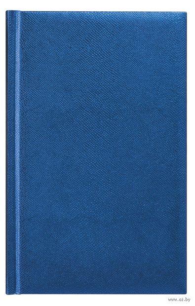 "Ежедневник недатированный ""Lizard"" (А5; синий) — фото, картинка"