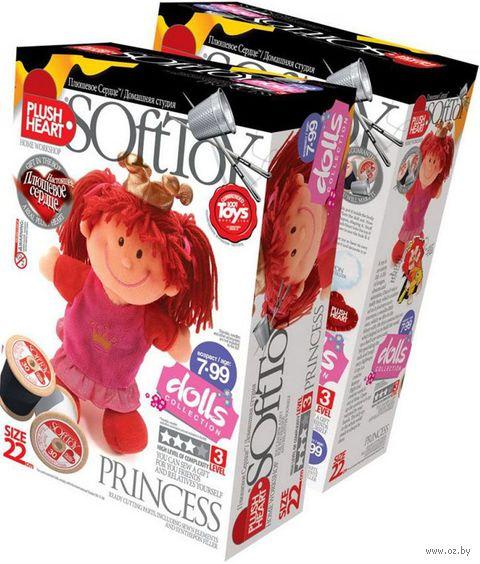 """Набор для шитья из ткани """"Игрушка. Принцесса"""" — фото, картинка"""