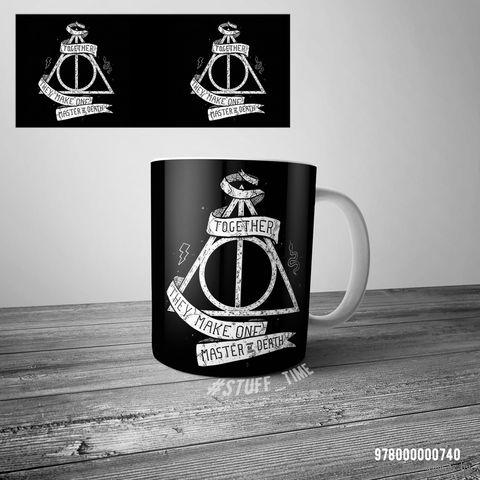 "Кружка ""Гарри Поттер. Дары смерти"" (740)"