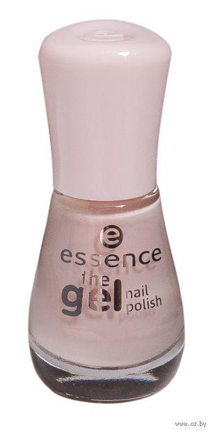"Лак для ногтей ""The gel nail polish"" (тон: 88, pink the ballerina) — фото, картинка"