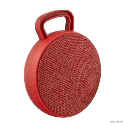 Колонка беспроводная Esperanza EP127 Bluetooth Speaker Punk (красная) — фото, картинка