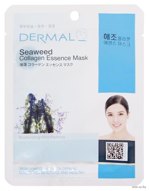 "Тканевая маска для лица ""Seaweed Collagen"" (23 г) — фото, картинка"