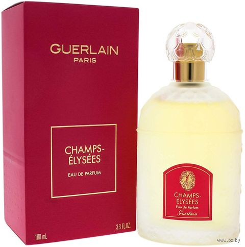 "Парфюмерная вода для женщин ""Champs Elysees"" (100 мл) — фото, картинка"