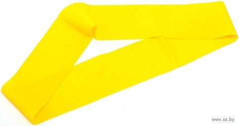 Эспандер ленточный (жёлтый; арт. SF 0260) — фото, картинка