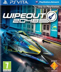 WipEout 2048 (PSV)