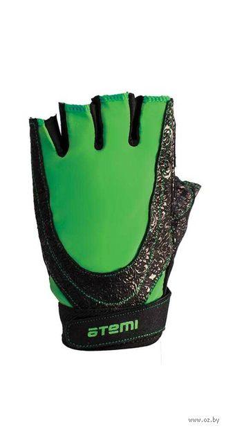 Перчатки для фитнеса AFG-06g (S) — фото, картинка