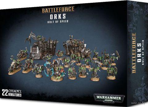 Warhammer 40.000. Orks. Kult of Speed (71-63) — фото, картинка