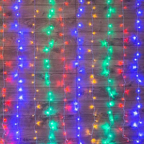 """Гирлянда """"Светодиодный дождь"""" (240 лампочек; арт. 235-069) — фото, картинка"""