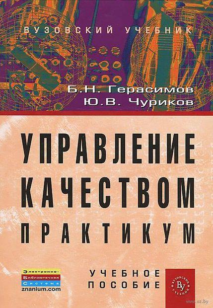 Управление качеством. Практикум. Б. Герасимов, Ю. Чуриков