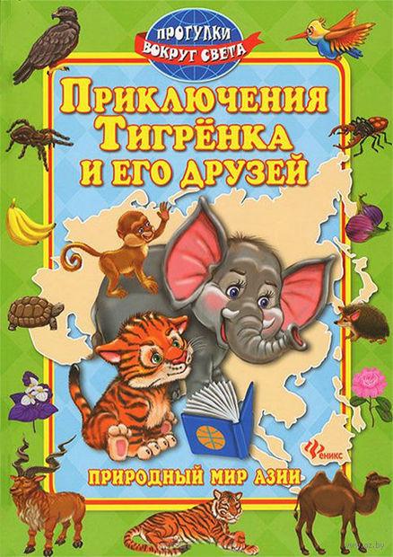 Приключения Тигренка и его друзей. Природный мир Азии. Катя Конфеткина, Андрей Синичкин