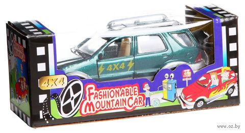 "Металлическая машинка ""Fashionable Mountain Car"""