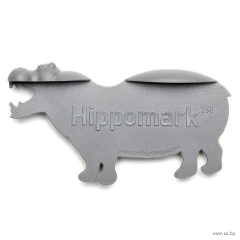 """Закладка """"Hippomark"""""""