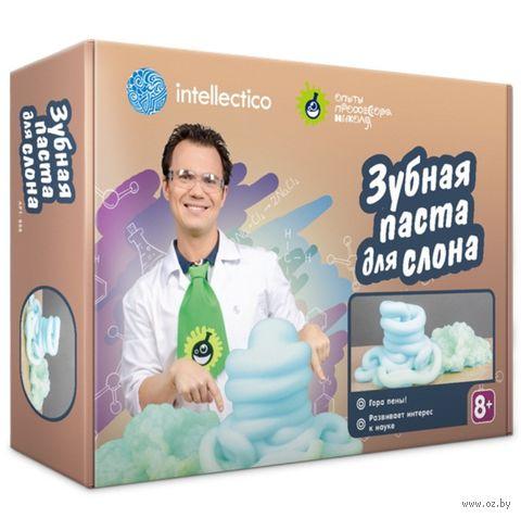 """Набор для опытов """"Зубная паста для слона"""" — фото, картинка"""