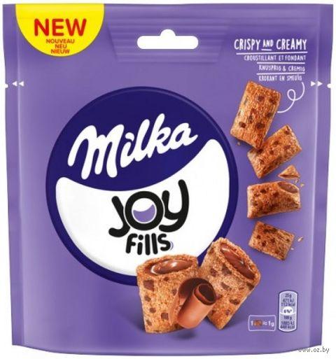 """Подушечки """"Milka. Joy Fills"""" (90 г) — фото, картинка"""