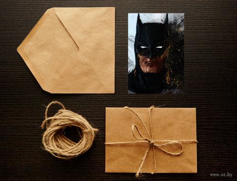 "Открытка ""Бэтмэн"" (арт. 5) — фото, картинка"